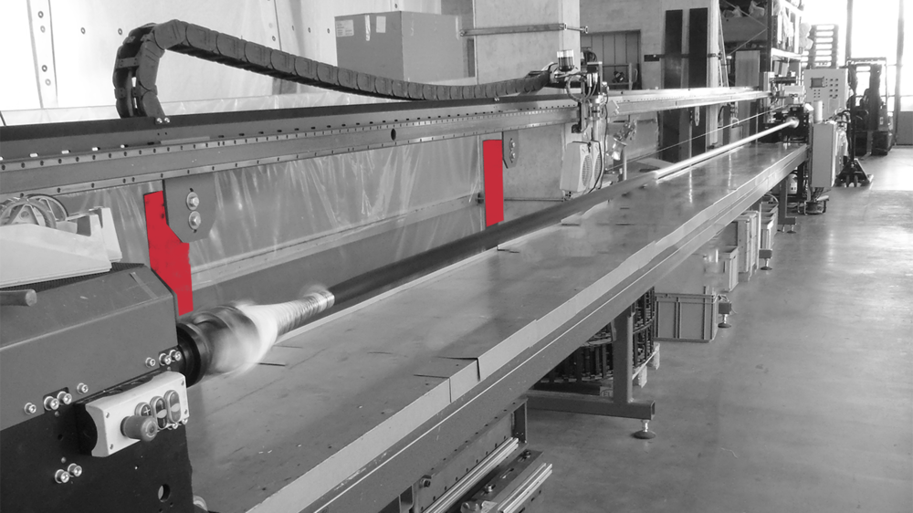PART PLANING & VALIDATION |   AUTOMATED WINDING & LAYUP   |   ACCEPTANCE PROTOCOLS