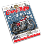 Classic Bike August issue