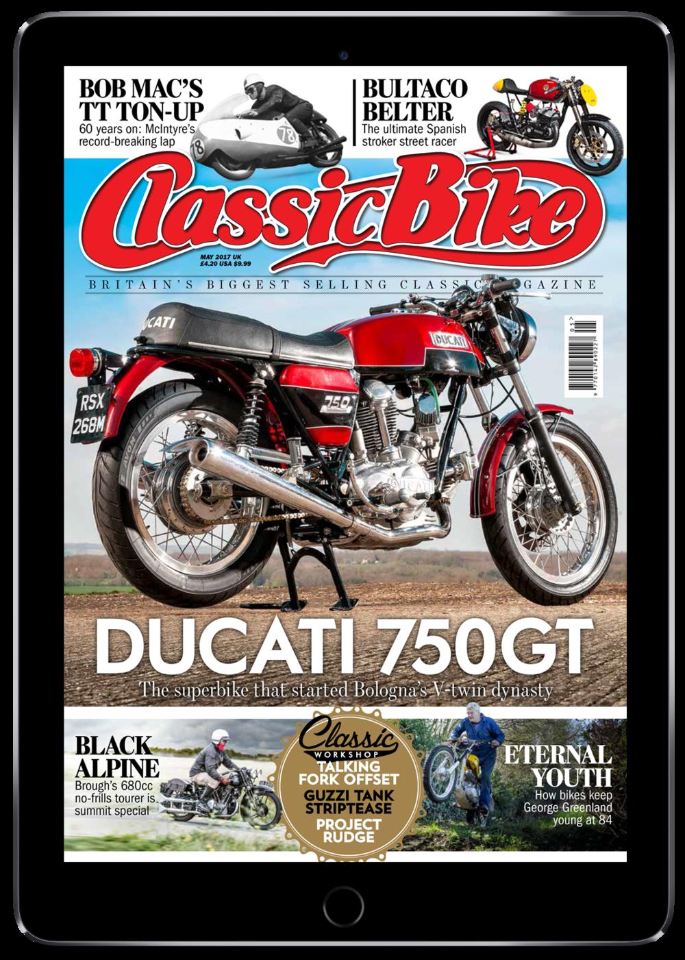 Classic Bike digital edition