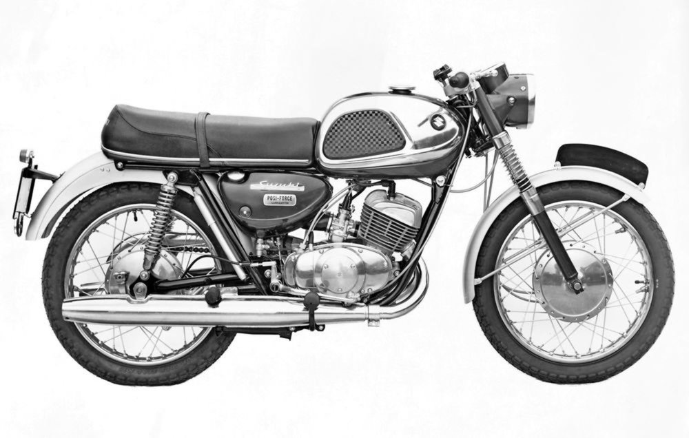 Suzuki Super Six was a brilliant bolt out of the blue that blew its British competition away