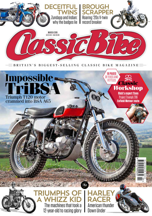 Classic Bike - MAGAZINE ISSUES