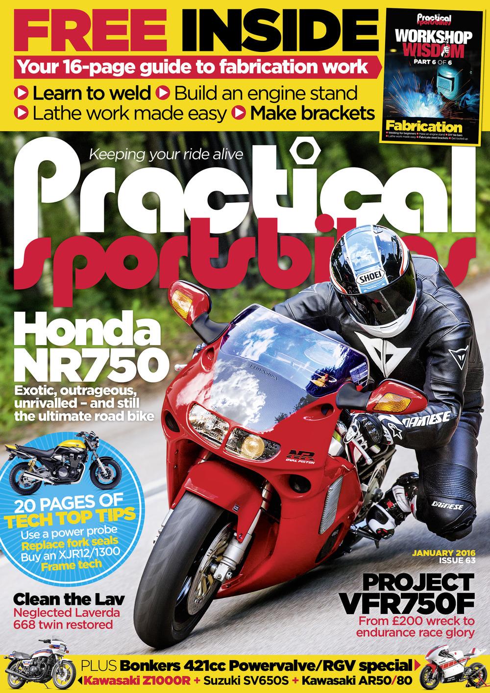 Practcal Sportsbikes