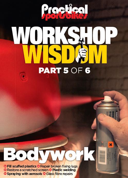 Workshop Wisdom 5: Bodywork
