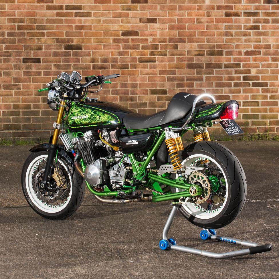 Practical Sportsbikes Kawasaki Z1200 Bandit Z900 A4 Wiring Diagram Jc 1787