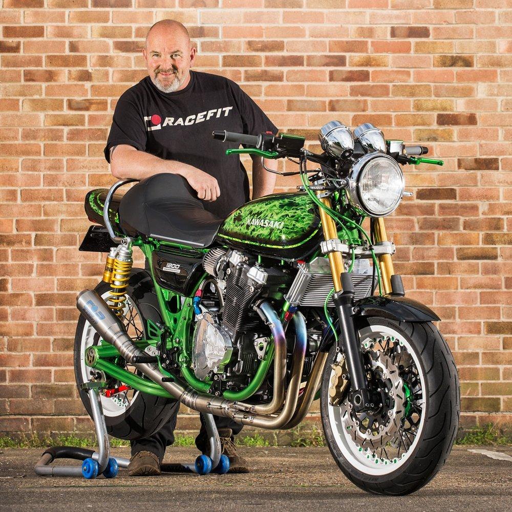 Practical Sportsbikes Kawasaki Z1200 Bandit Z900 A4 Wiring Diagram Jc 1768