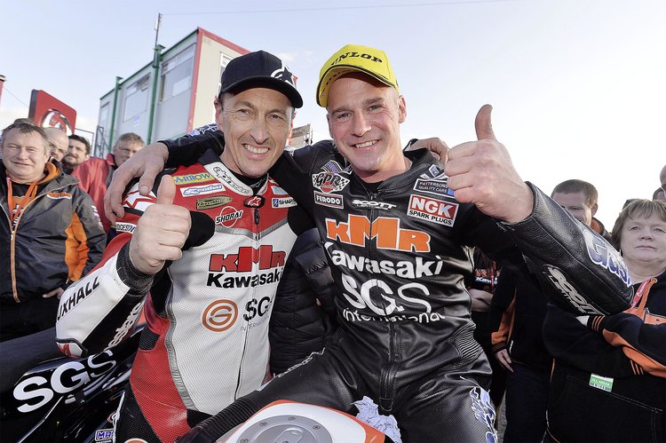 NW200 - Farquhar wins Superstwin race