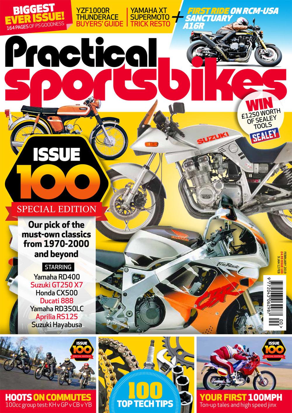 Practical Sportsbikes February 2019 Issues