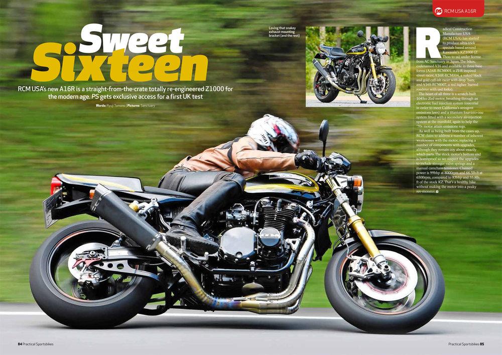 Practical Sportsbikes February 2019 Issue