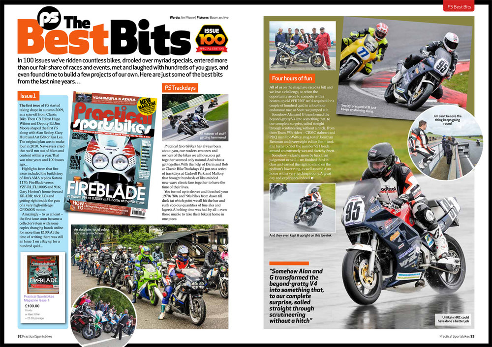 Practical Sportsbikes February 2019 Issue