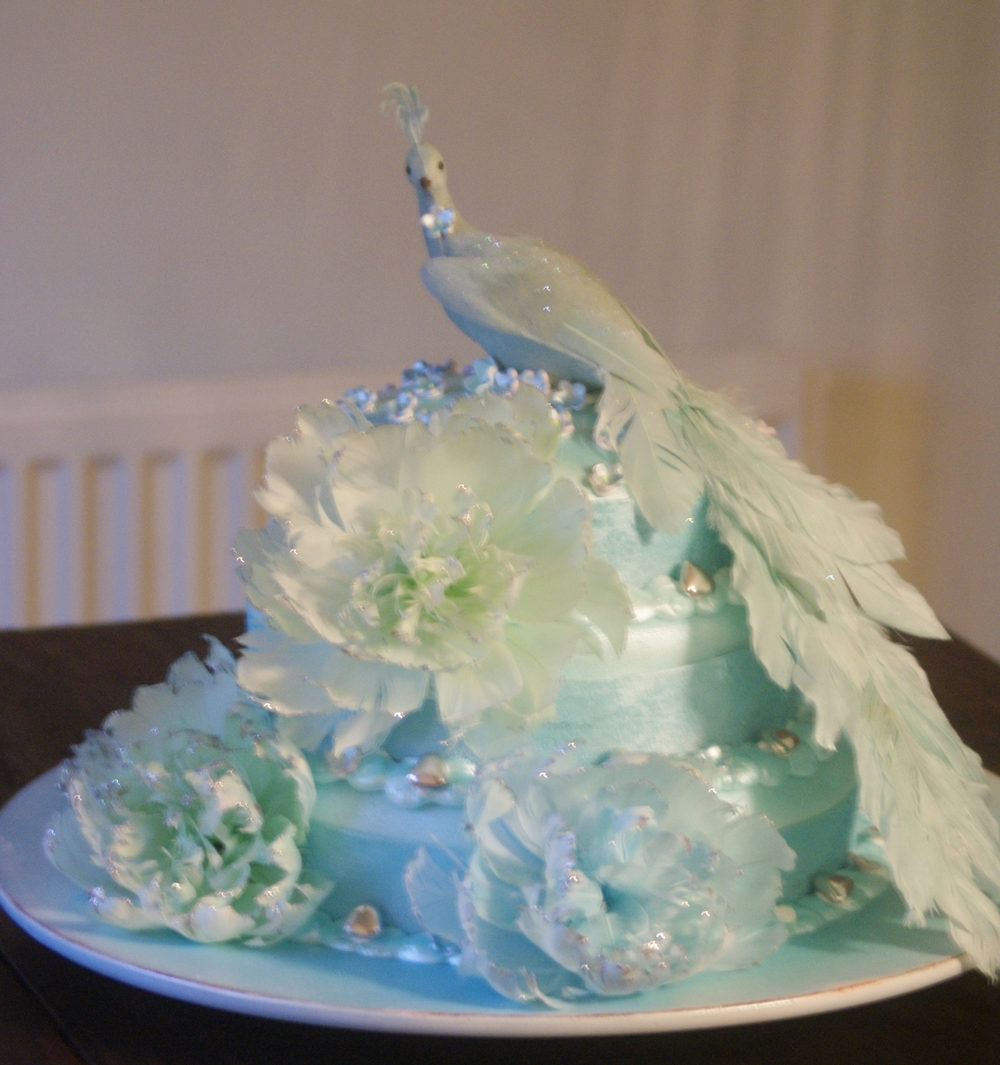 Hannah Miles amazing handmade birthday cake