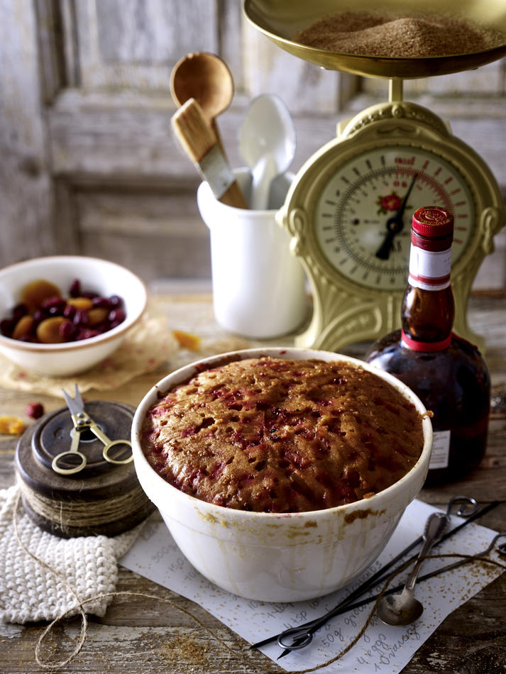Ultimate Christmas pudding recipe from LandScape magazine Nov/Dec 2016 issue.