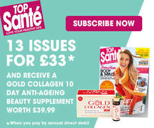 Subscribe to top santé today and receive a free welcome gift!