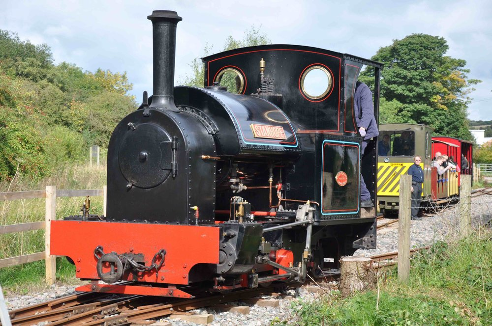 Celebrating its 100th anniversary, Kerr Stuart 'Tattoo' 0-4-2ST  Stanhope  will be one of a record-breaking gathering of Kerr Stuart locomotives at the May 13/14 gala. MRT