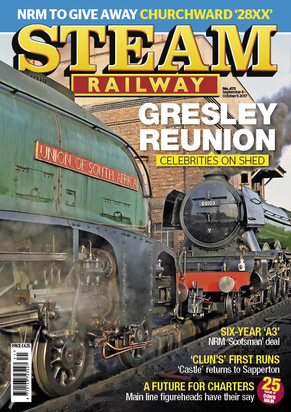 Steam Railway SR471 - On Sale NOW!