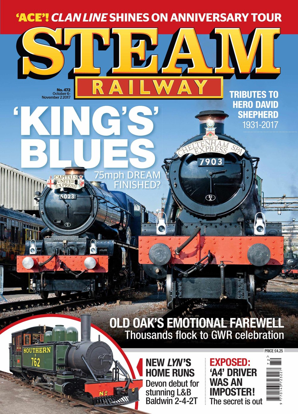 Steam Railway SR472 - On Sale Now!