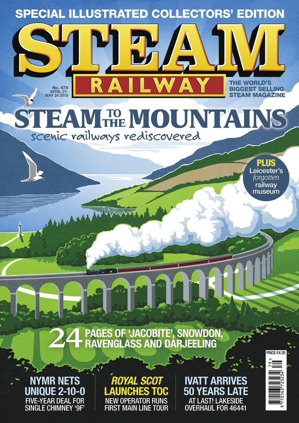 Steam Railway  SR479 - On Sale Now!