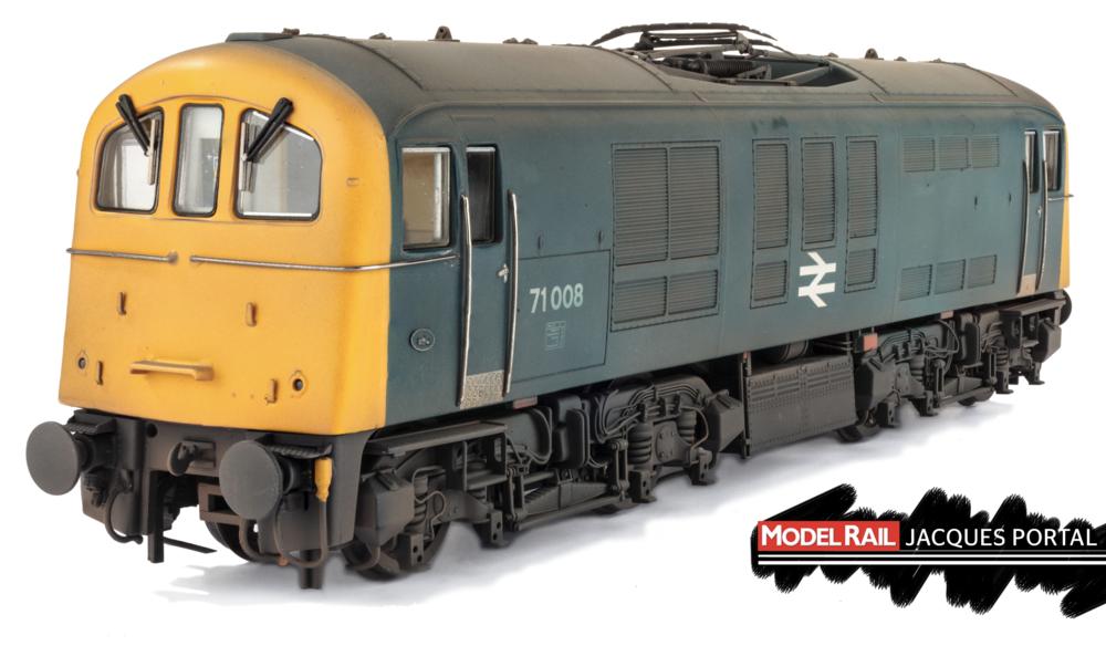 DJModels' Class 71 JACQUES PORTAL