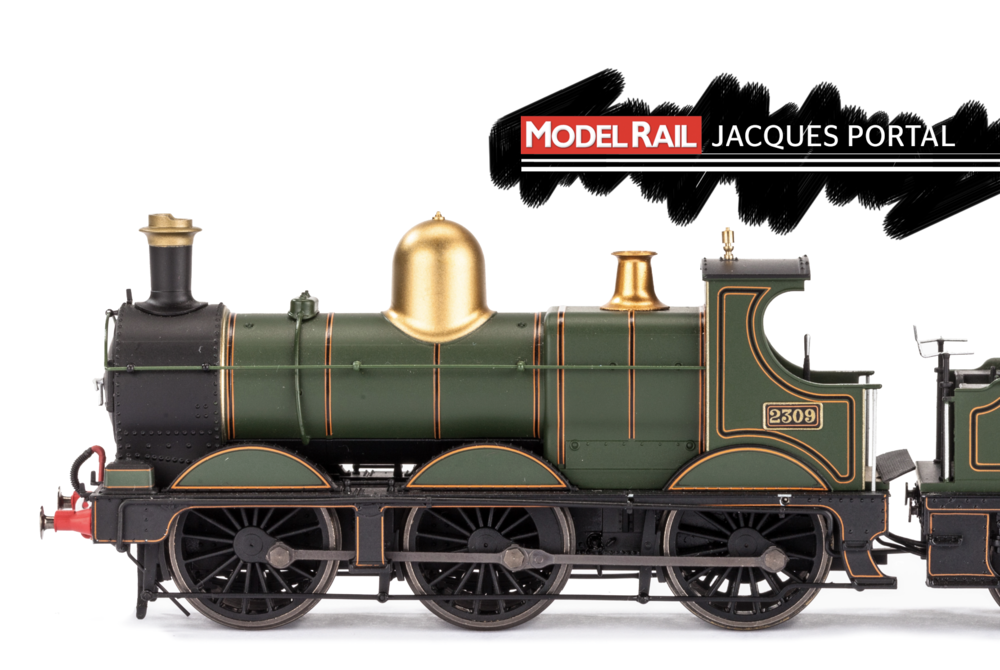 Oxford Rail's 'Dean Goods' 0-6-0, reviewed in MR240. JACQUES PORTAL