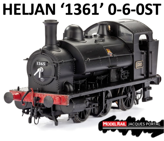 Features: Decoder socket fitted, six-pin decoder socket fitted, detachable couplings in NEM pockets, sprung buffers