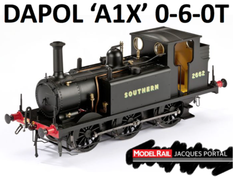 Features: 21-pin socket decoder fitted, sprung buffers, budget model
