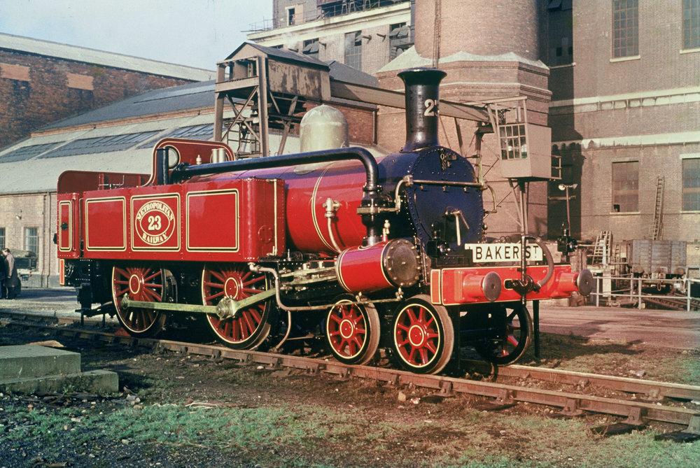 COLOUR RAIL