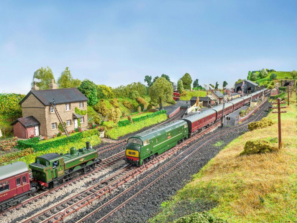 Layout Gallery — Model Rail