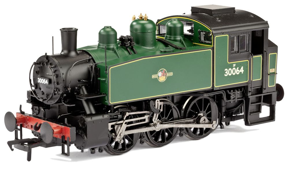 MR-104A no. 30064 br lined green