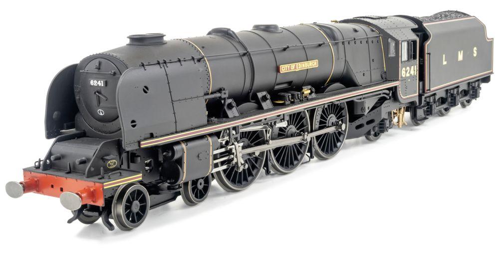 Hornby LMS 'Semi' 4-6-2s