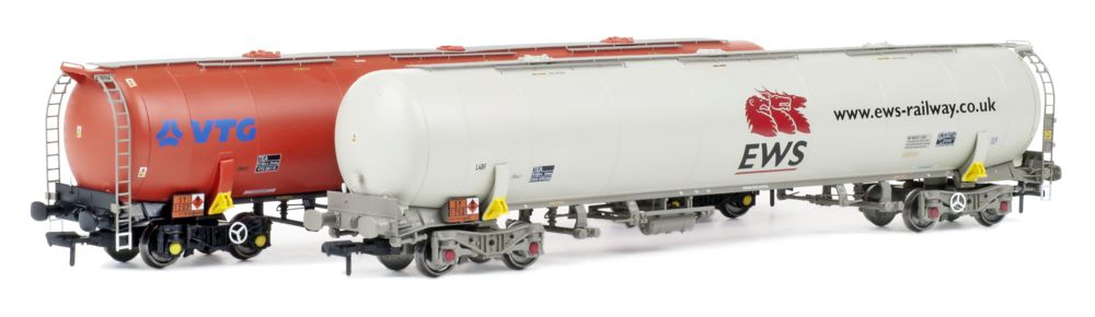 Revolution Trains TEA tank wagons