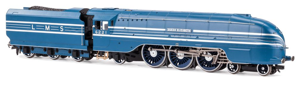 Hornby streamlined 'Princess Coronation' - 'OO'.jpg