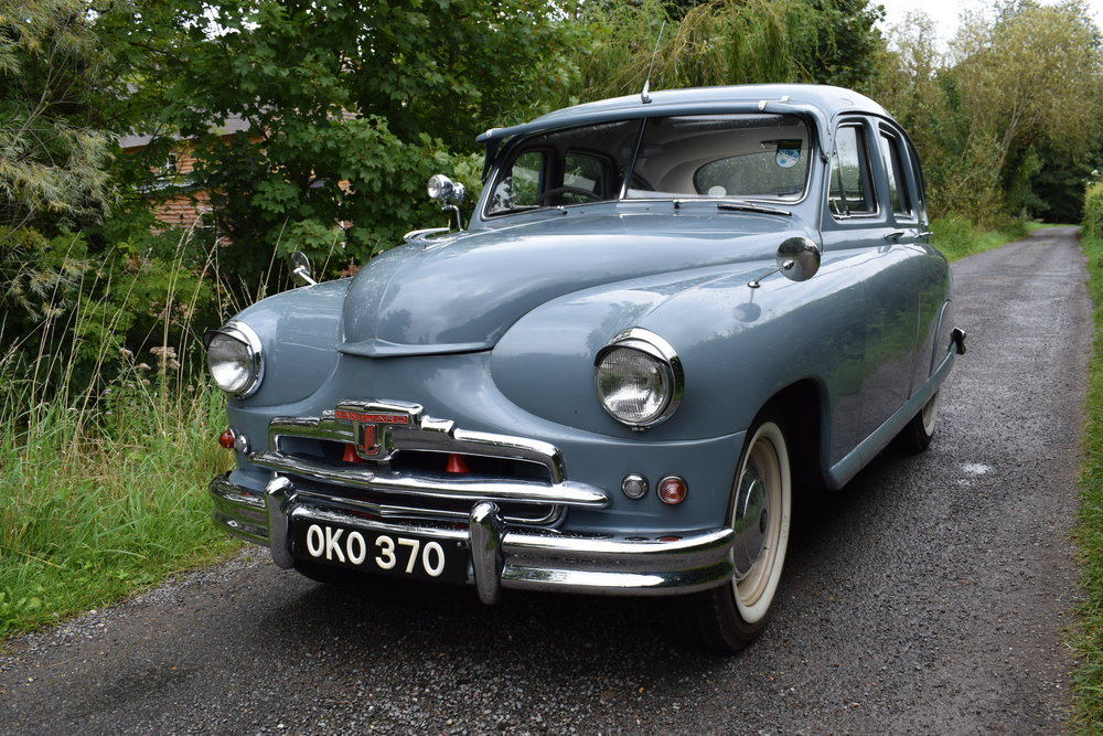1952 Standard Vanguard – One You Can Buy — Classic Car Weekly