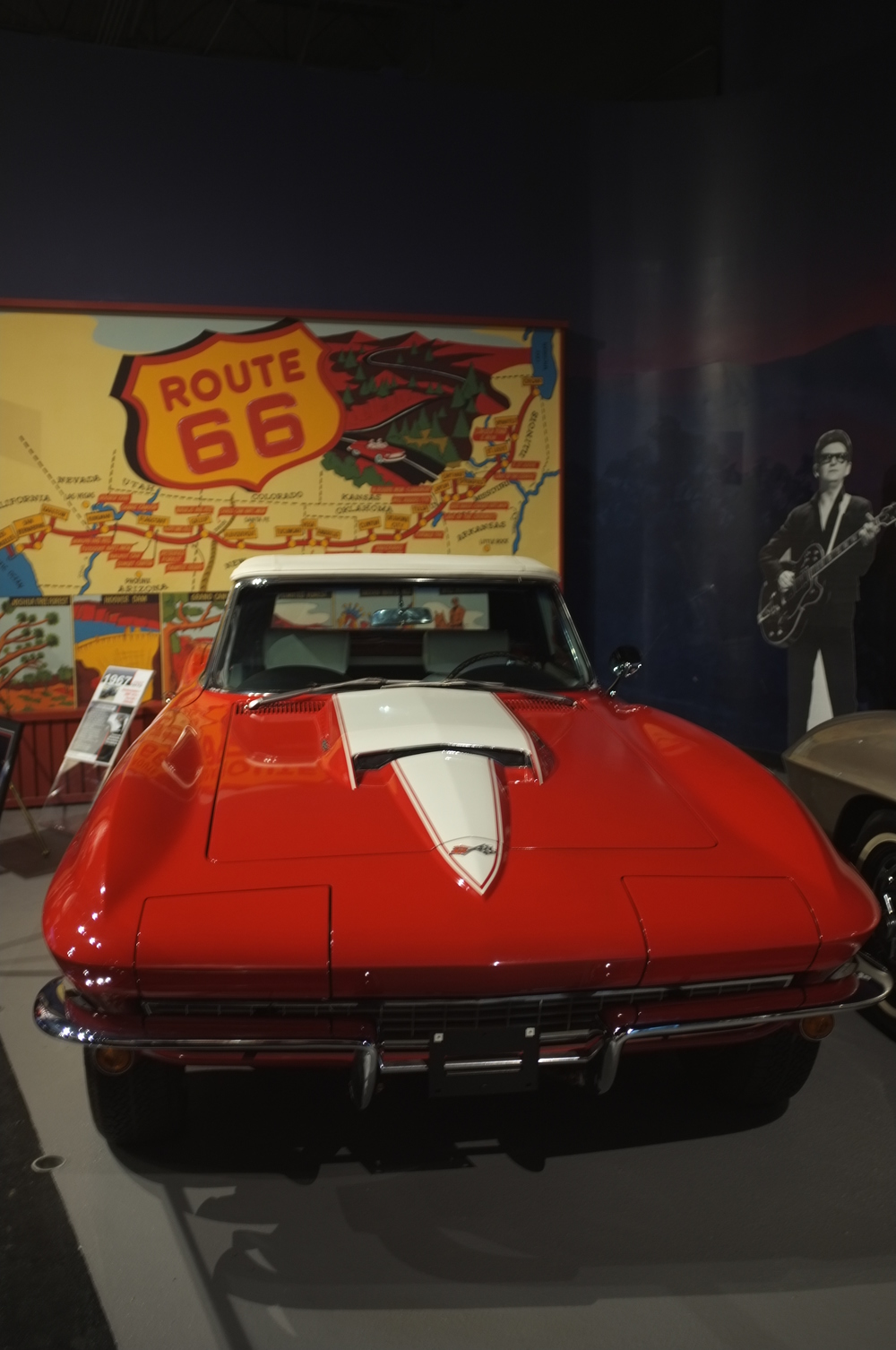 Get your kicks: the Route 66 TV series transformed the Corvette into an icon.