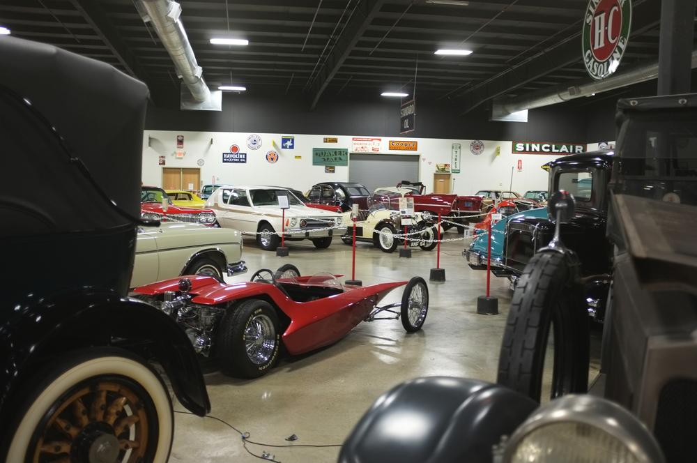 TUPELO AUTOMOBILE MUSEUM TUPELO MISSISSIPPI Car Mechanics - Tupelo car show