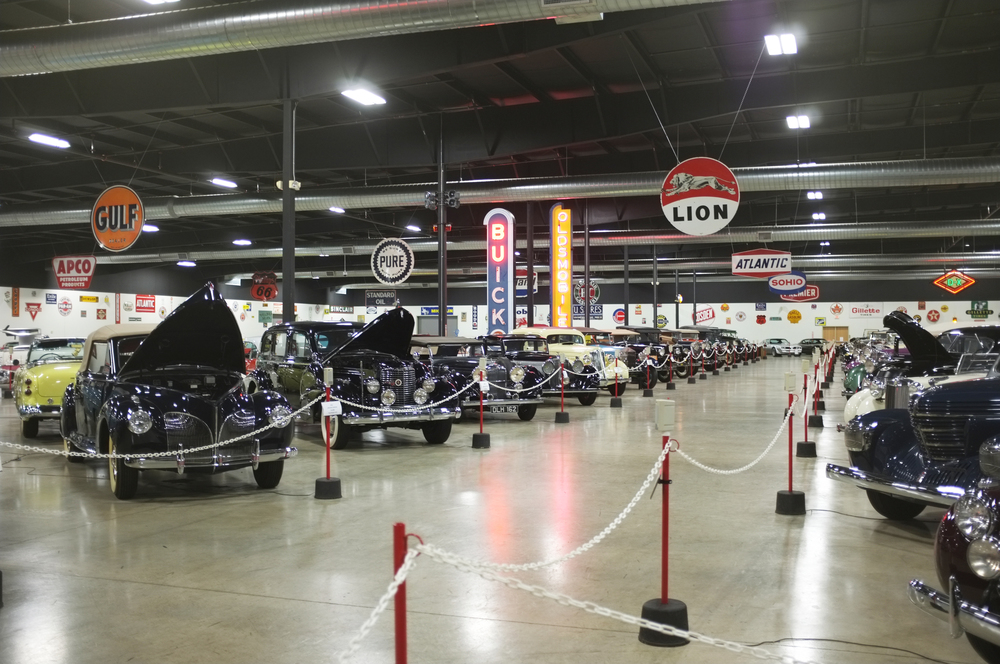 Tupelo Automobile Museum Car Mechanics - Tupelo car show