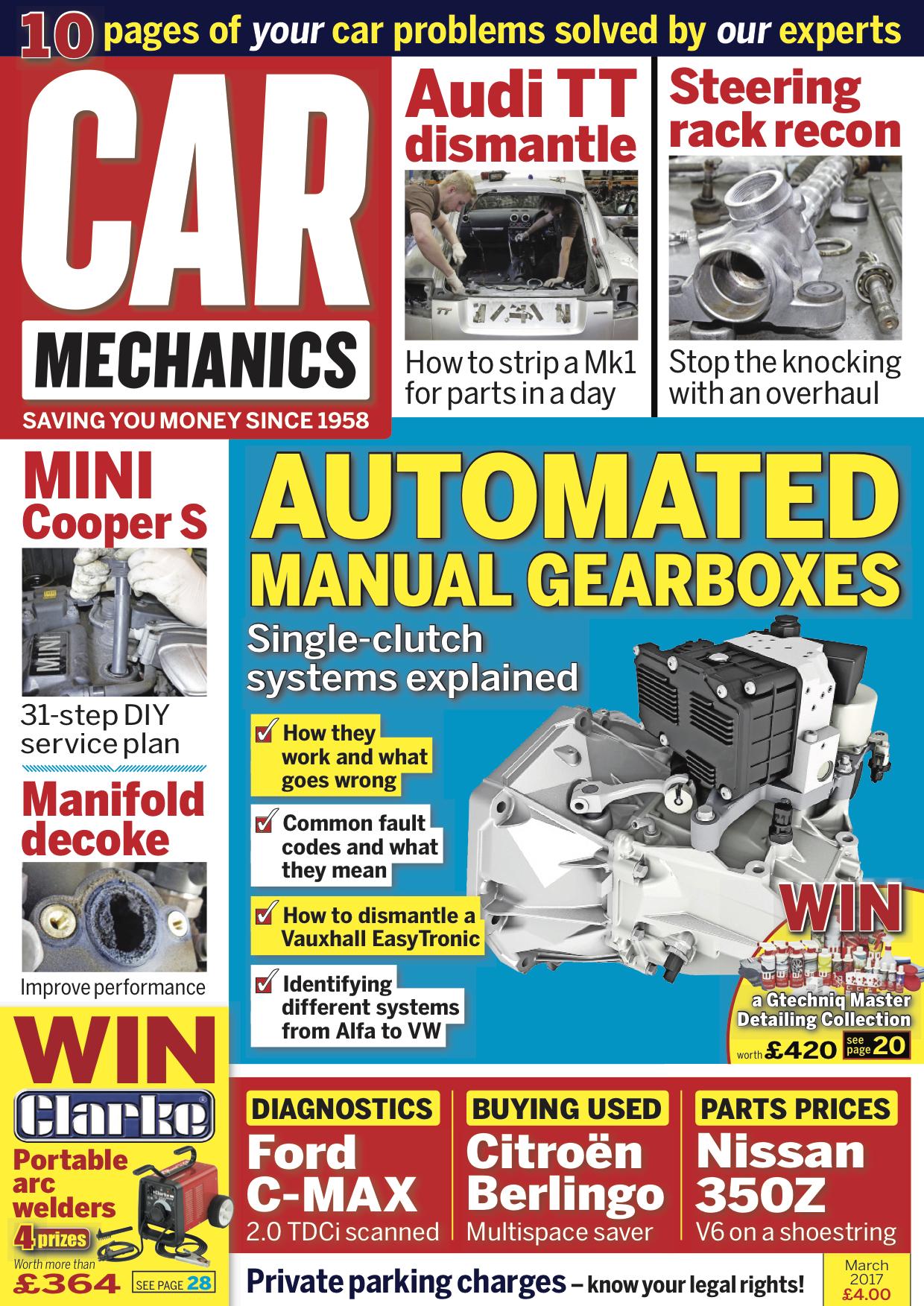 March, 2017 — Car Mechanics