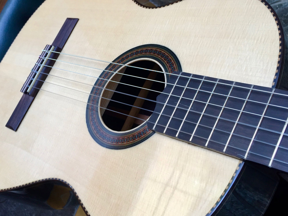 Indian Rosewood & Englemann Spruce Hauser 1937
