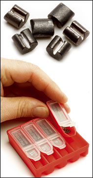 These Stotz weights look like shorter, fatter styl weights and are becoming more popular in the UK