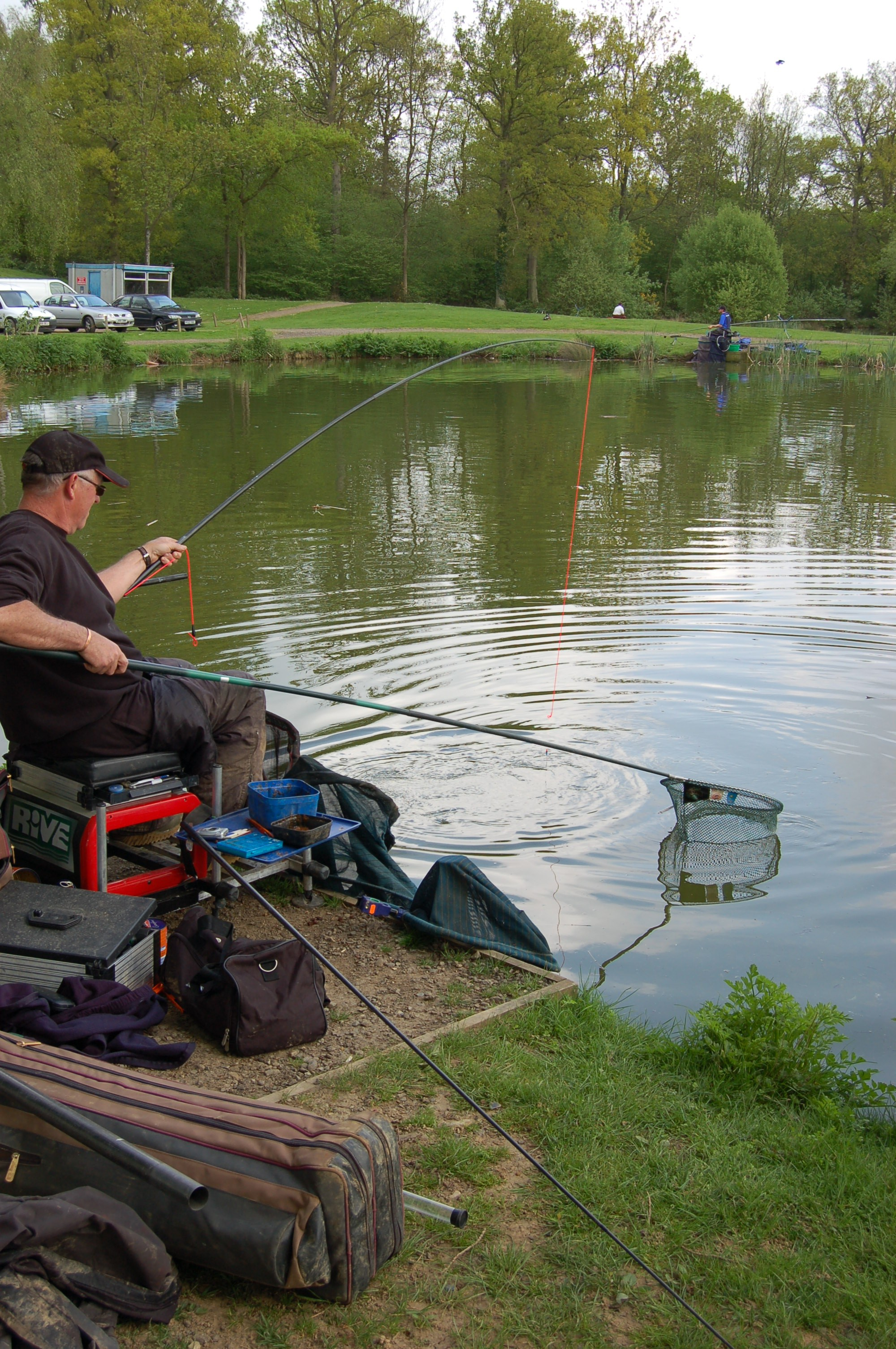 Willinghurst Fisheries Set To Undergo A Big Facelift Angling Times