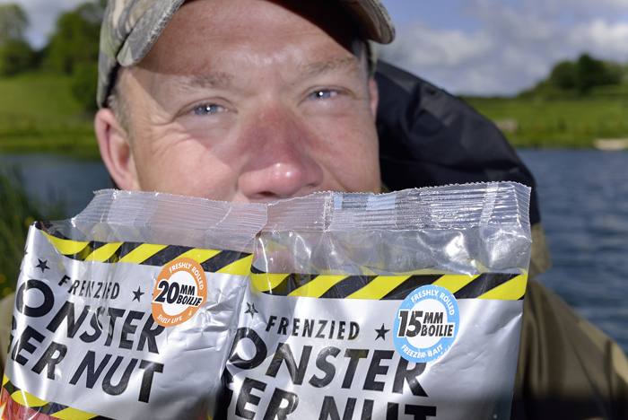Nearly all boilies and flavours are available as either freezer or shelf-life boilies.
