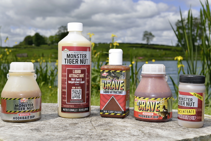 Adding a matching glug can really boost your boilie baits.