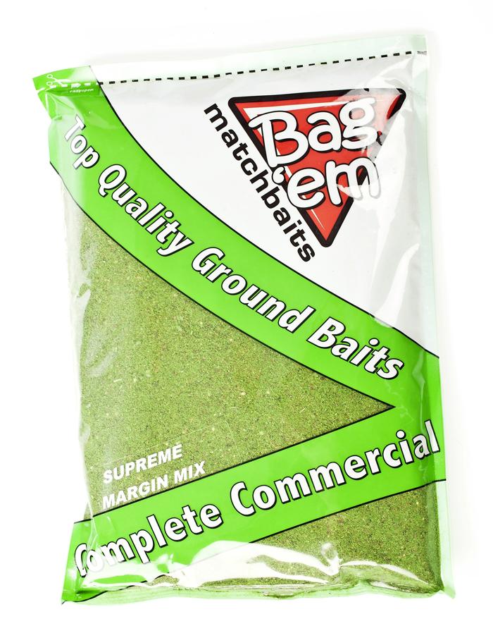Bag/'em Complete Commercial Groundbaits Full Range Available