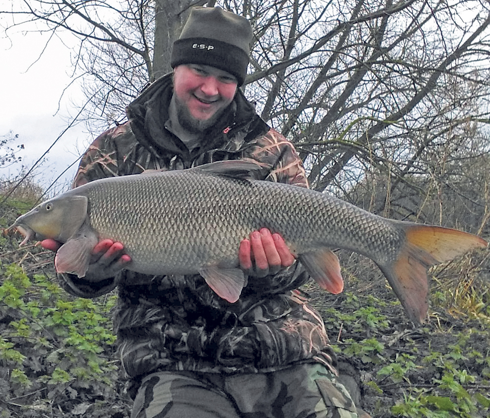 News 2016 Barbel 10 Kg The Successful Baits Were Two Mad Pandemic Boilies Fished In Conjunction With A Small Pva Bag Filled Crushed
