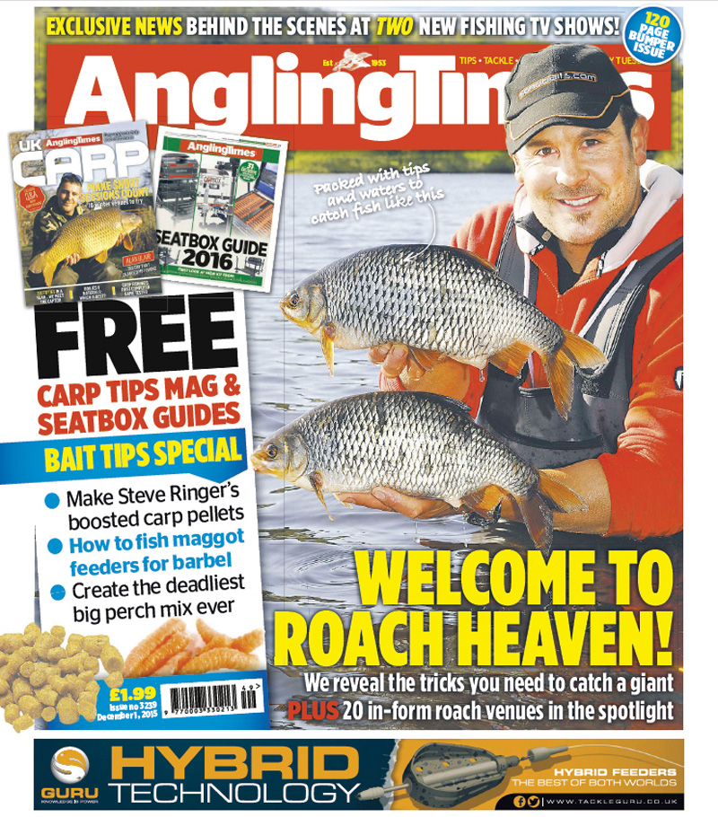 1bf47bcd5db Angling Times - 1st December 2015