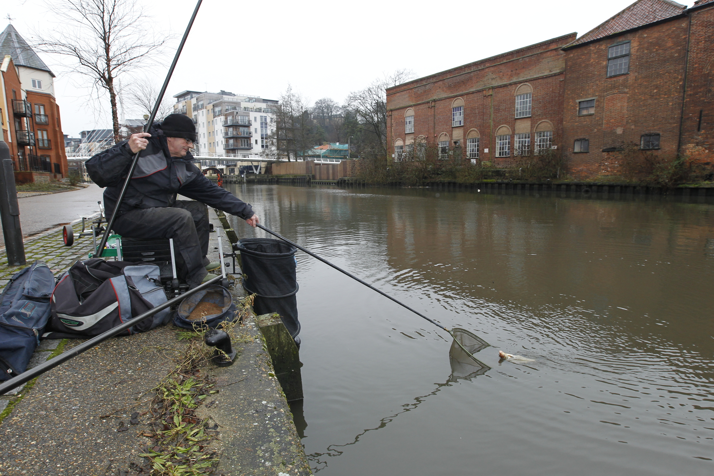 How to catch river bream on the pole feeder angling times for River fishing pole