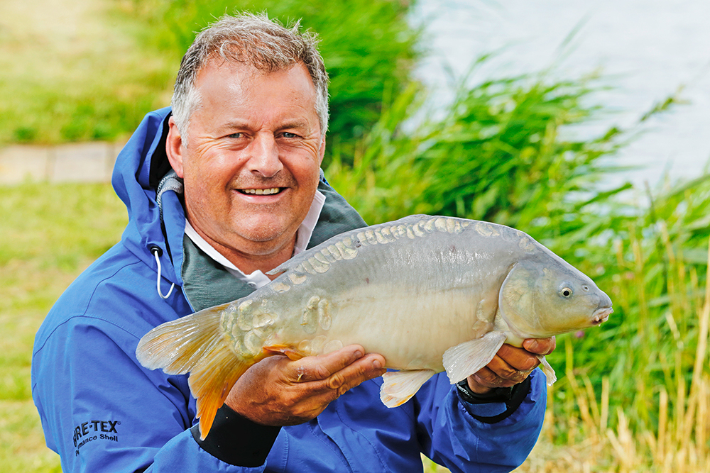 Pasties are no problem for the CTX. Nor are bigger carp.
