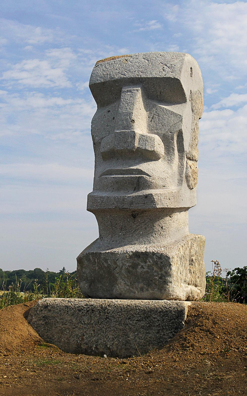 Fryerning's Easter Island lookalike smiles on captor of 50lb 6oz Mommon