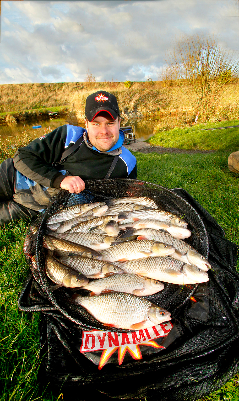 Essex carp water's offer to keen roach anglers — Angling Times