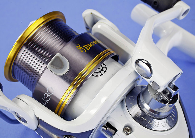 browning commercial king fishing reel angling times