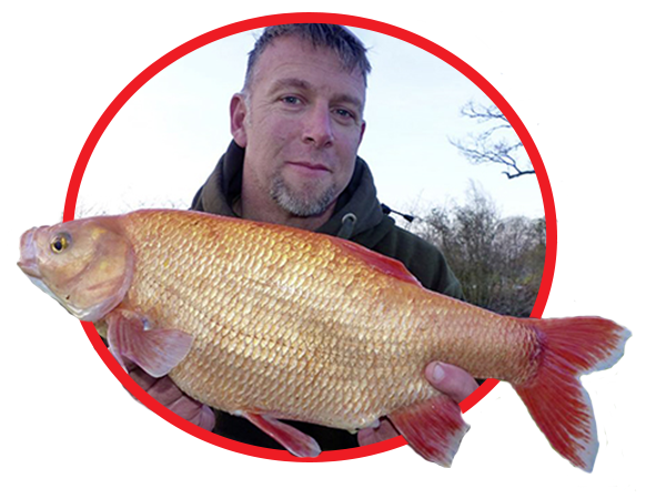 Paul Elt bagged this 5lb 8oz specimen.