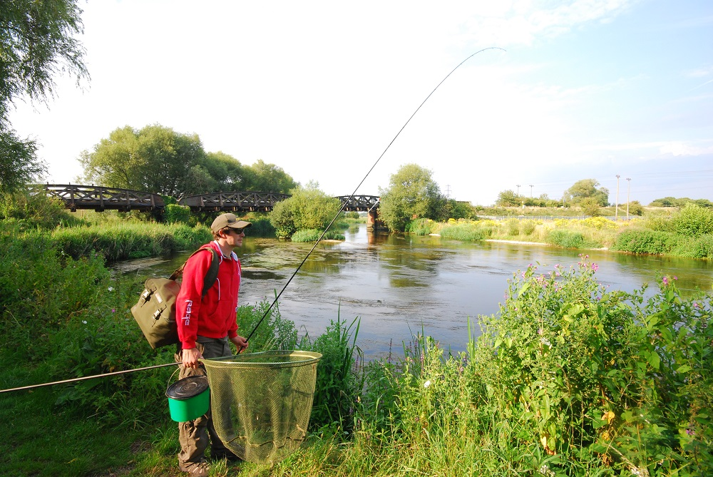 Youll never want to fish another river stretch after fishing on the Royalty Fishery